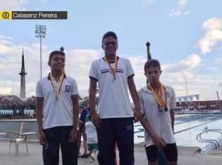 INTERCOLEGIADOS SUPÉRATE DE NATACIÓN